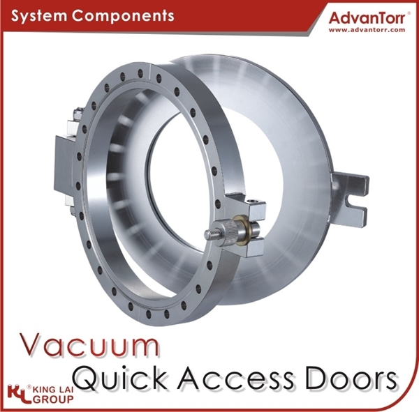 圖片 Vacuum Quick Access Doors