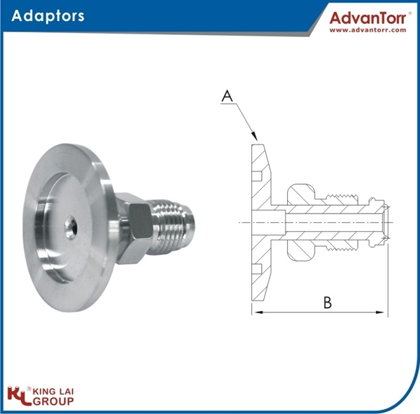 圖片 Flange to VCR Adaptors