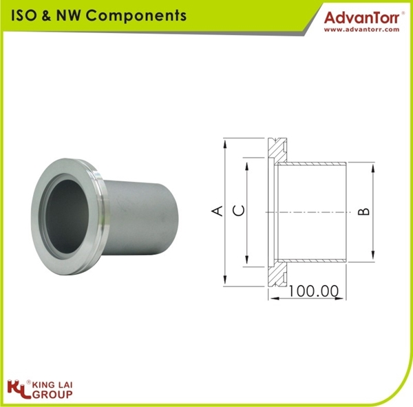 圖片 ISO Half Nipples