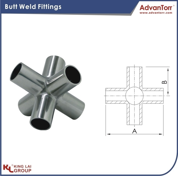 圖片 Weld 6-way Crosses